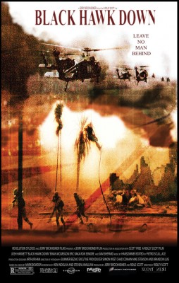 Black Hawk Down- Movies Based on True Stories