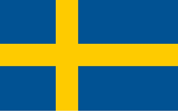 National Flag of sweden- Top 10 best countries to study abroad