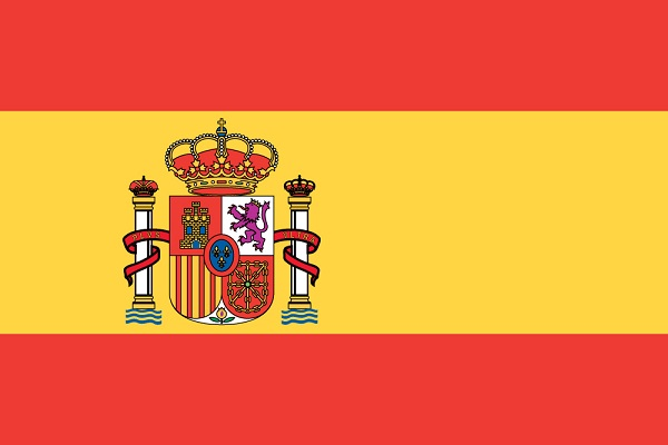 Spain National Flag- Top 10 best countries to study abroad