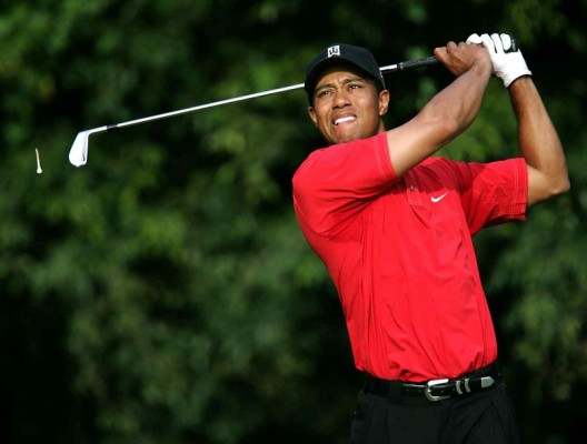 Tiger Woods- most successful college dropout