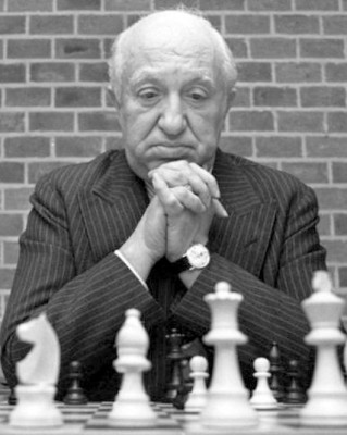 Miguel Najdorf- World Class chess player