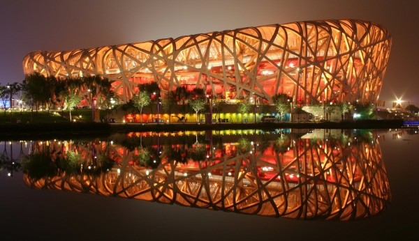 Beijing national stadium- beautifully engineered architectural structures