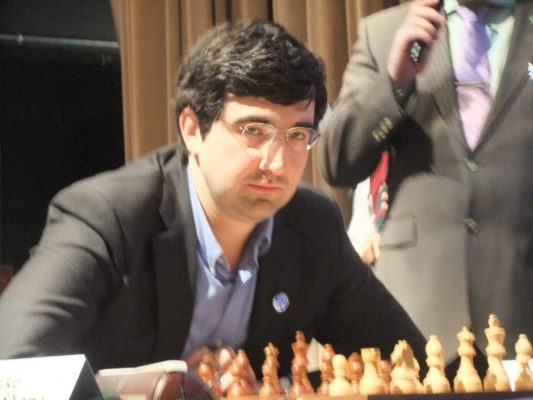 Vladmir Kramnik- best ever Chess player in history