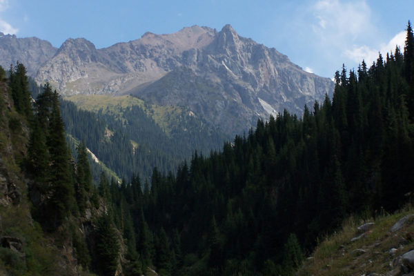 Mountain Peak Named after Santa in Kyrgyzstan- interesting facts about Santa Claus