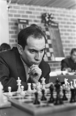 Mikhail Tal- World's best chess player in history