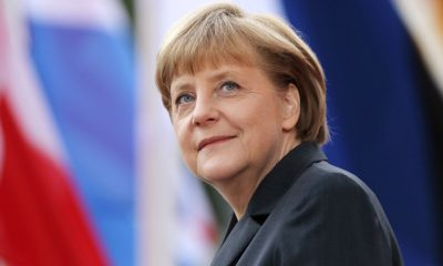 Angela Merkel- most powerful female leader in the world