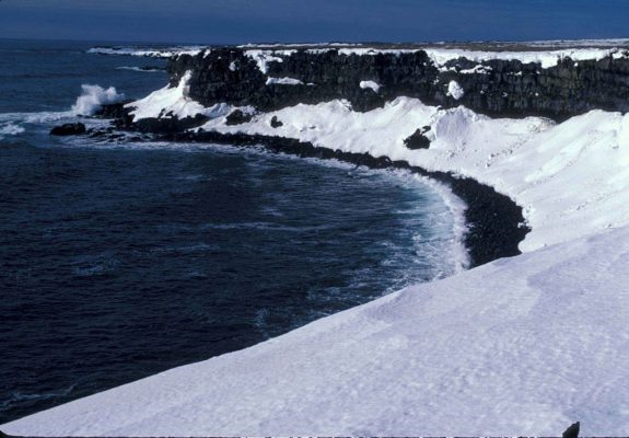 Bering Sea- Largest Sea in the world