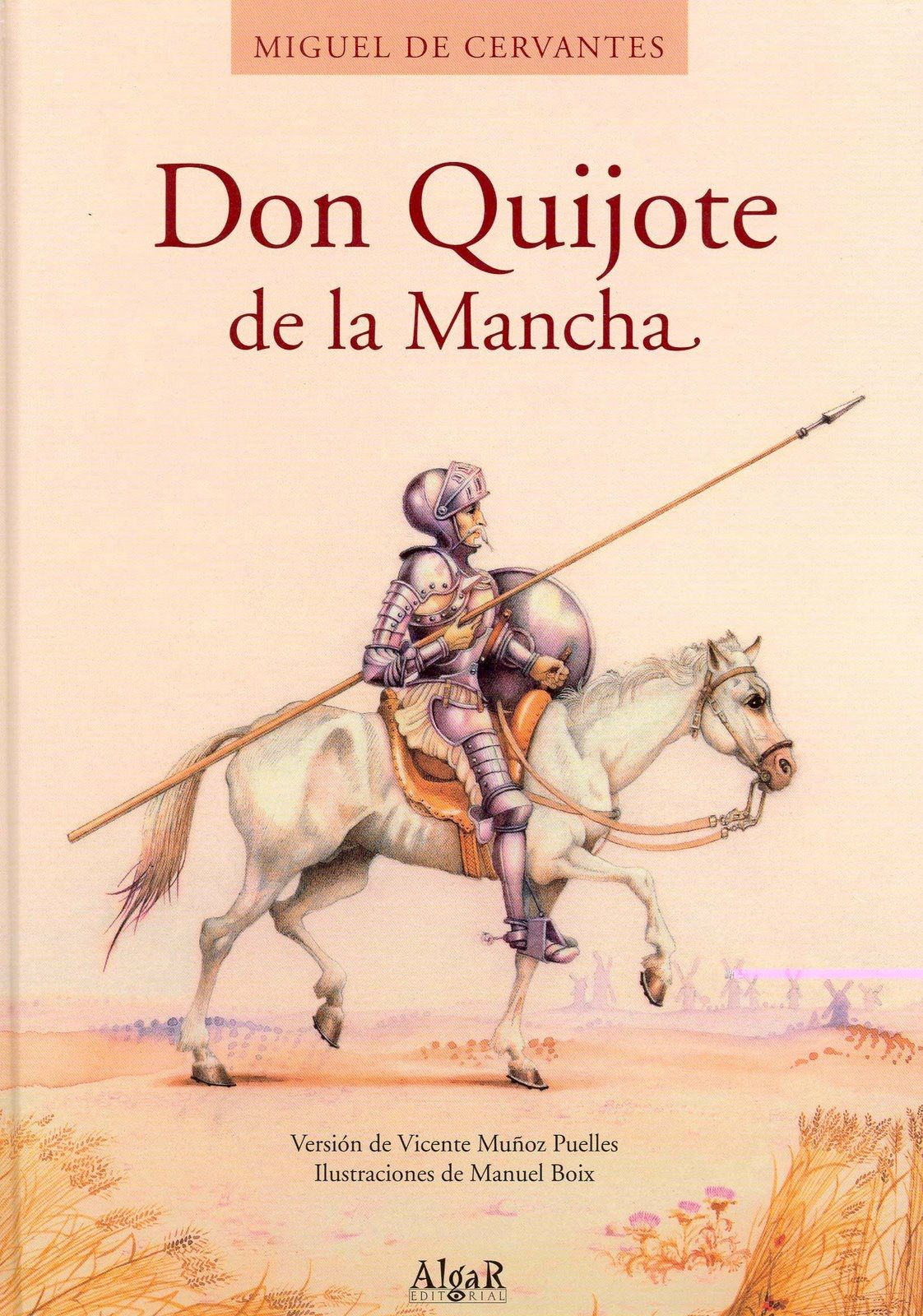 an analysis of the theme in the book don quixote by miguel de cervantes Johns hopkins' william egginton recently authored a book about  this episode  in spanish author miguel de cervantes' don quixote, first  it wrong becomes  the fundamental common theme of everything that he writes  from quixote to  illustrate a point or things that you're analyzing and discussing.