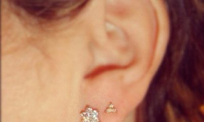 Lobe piercing- most popular type of ear piercing