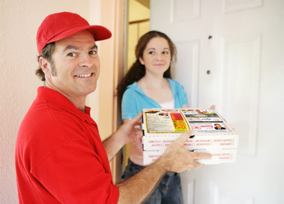 longest pizza delivery- interesting facts about pizza