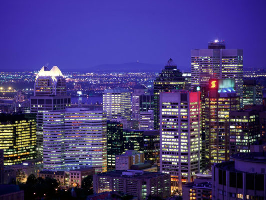 Montreal- best city for abroad studies