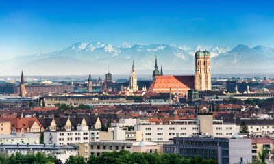 Munich- best city for abroad studies