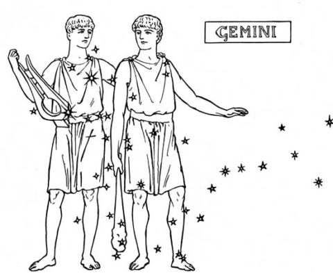 Gemini- traits of a person with gemini astrological sign