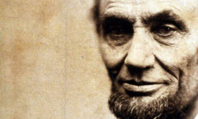 Abraham Lincoln- greatest leaders in history