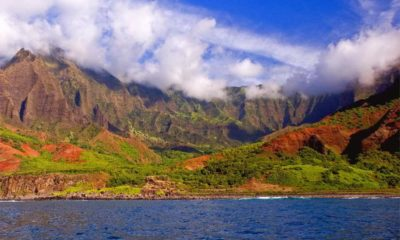 Kalalu trek hawaii- best hiking trails in the world