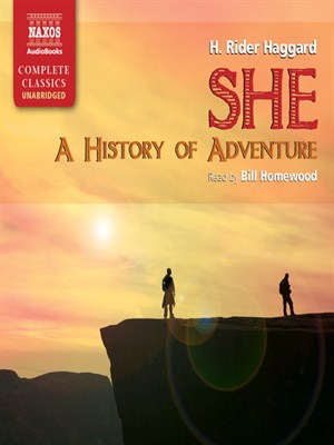 She: A history of Adventure- H. Rider Haggard (1887)- best selling books of all times