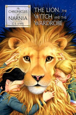 The Lion, the Witch and the Wardrobe- C.S Lewis (1950)- best selling books of all times