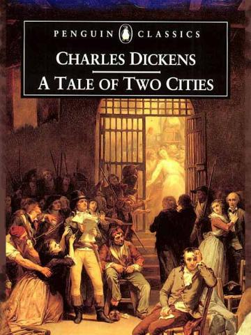 an analysis of themes in a tale of two cities by charles dickens (from the life of charles dickens): david copperfield and lucie manette in a tale of two cities dickens may have drawn a theme park, dickens.