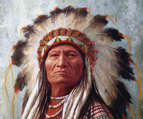 sitting bull- most famous native american