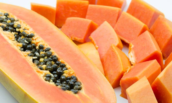 papaya helps in cure of Osteoporosis