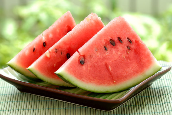 watermelon is a rich source of protein