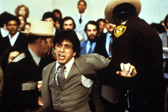 And Justice for all Best Al Pacino movie