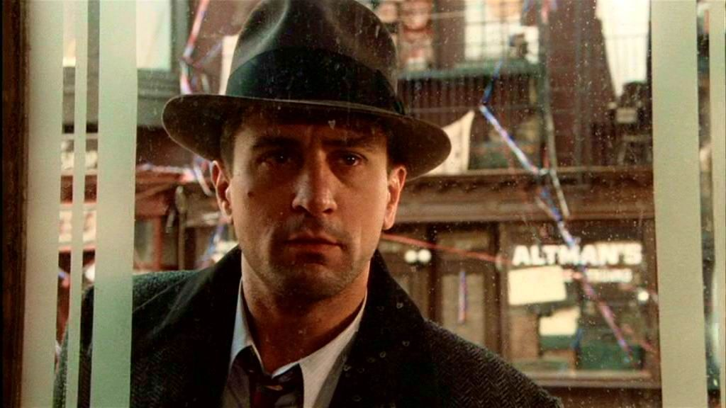 Once upon a time in america best de niro movie