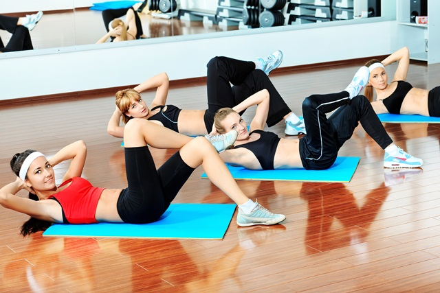 Relaxation and exercise