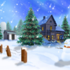 Christmas decoration: Christmas Snow