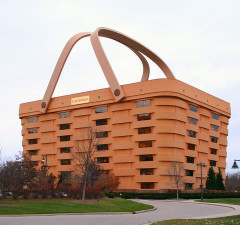 longaberger headquarters most unique structures in the world