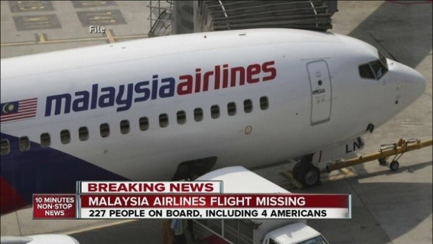 MH370 missing persons