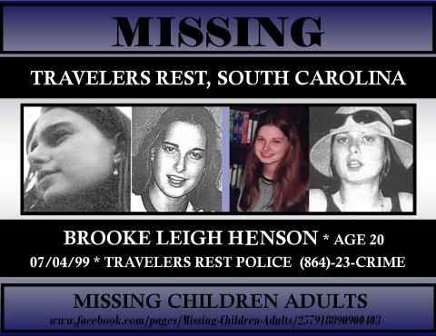 brooke henson missing persons